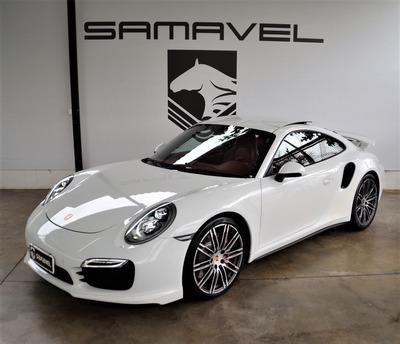 Porsche 911 3.8 6 Cilindros 24v Turbo Gasolina 2p