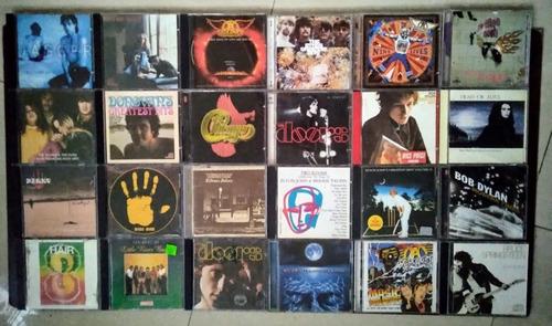 Cds Rock-pop Originales Garantizados Importados