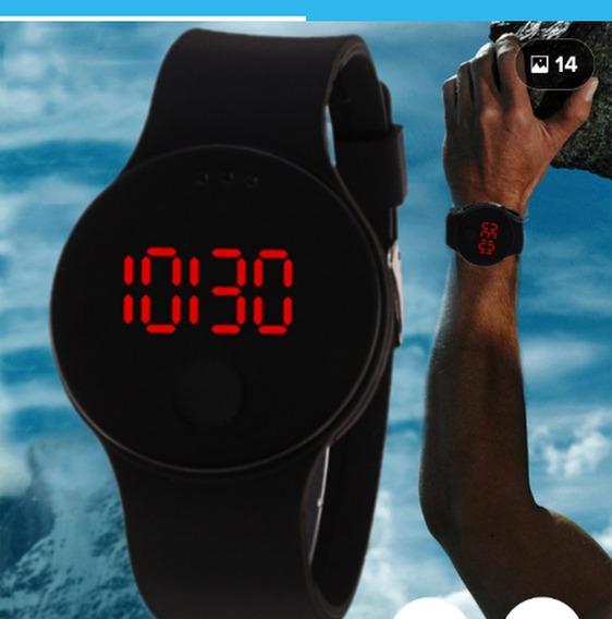 Relógio De Pulso Digital. Estilo Casual.