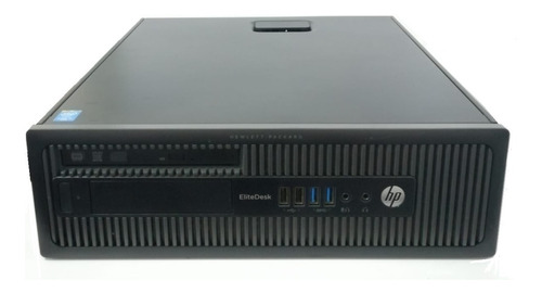 Imagem 1 de 5 de Computador Desk Hp Elite 800 Intel I5 4ºgeração 8gb Hd 500gb
