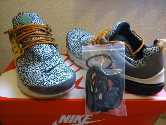 Tenis Nike Presto Safari T6-7mx/xs 100% Originales!...