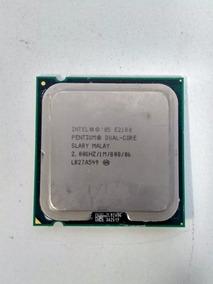 Processador Pentium Dual Core E2180 2.00 Ghz Lga 775 Usado