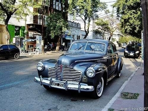 Buick Super Eight Coupe 1941 Gris 2 Puertas