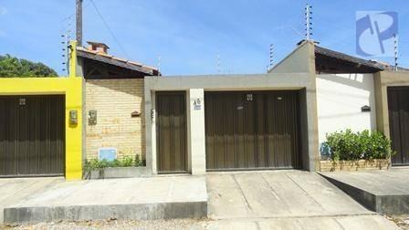 Casa Residencial Para Locação, Lagoa Redonda, Fortaleza. - Ca2041