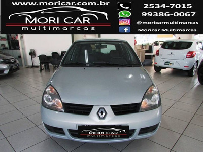 Renault Clio 1.0 Campus 16v Flex 4p Manual 2009