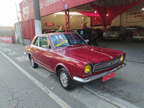 Imagem 1 de 14 de Ford Corcel 1974 1.4 Gasolina, Bancos Em Couro, Vidros Elétr
