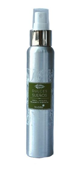 Relajante Ambiental Dulces Sueños Eucalipto Menta Spray