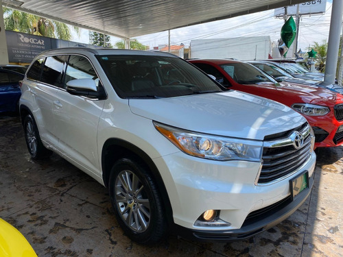 Imagen 1 de 15 de Toyota Highlander Limited 2016