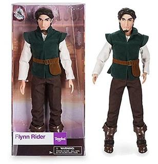 Disney Enredado Flynn Rider Doll - 12