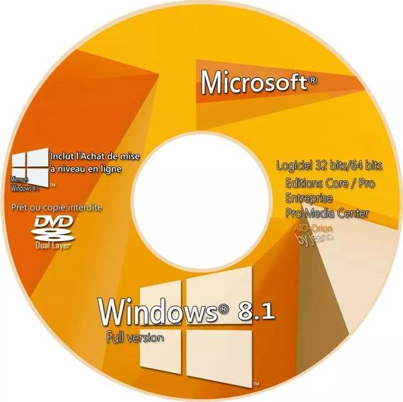Cd Dvd Instalação E Formatação Windows 8.1 64 Bits 2018