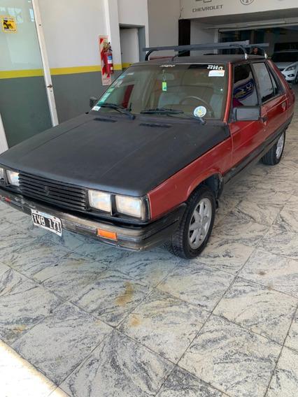 Renault 11 Nafta Con Gnc 1987