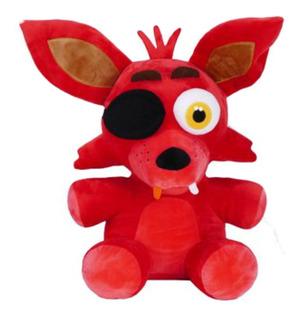 Muñeco Foxy Mangle Five Foxie Nights Freddy