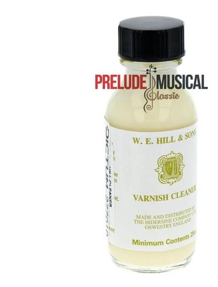Varnish Cleaner W.e Hill. Removedor De Breu. Made In England