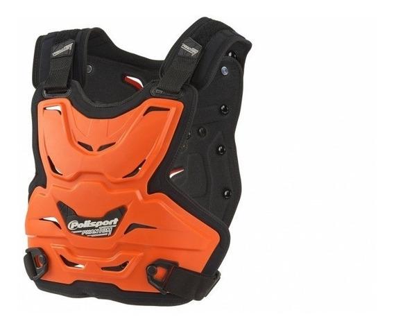 Pechera Polisport Phantom Lite Motocross Enduro Protecciones - Powertech Motos