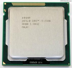 Processador Intel Core I5-2500k 3,3ghz