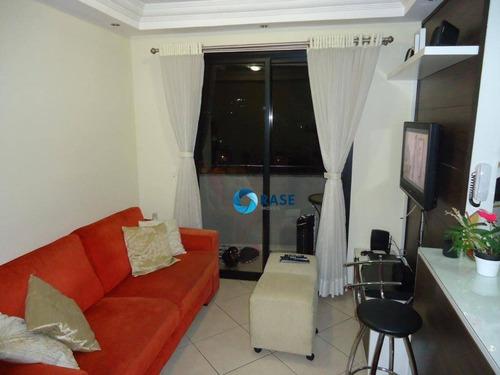 Imagem 1 de 21 de Belo Apartamento Com 2 Dormitórios À Venda, 52 M² - Lapa - São Paulo/sp - Ap11785
