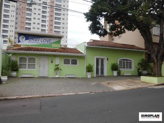 Casa Comercial Para Locação! Cambuí, Campinas - Ca00034 - 4568005