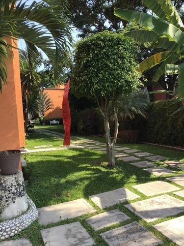 Casa Junto Al Rio, Palmira, Cuernavaca, Morelos