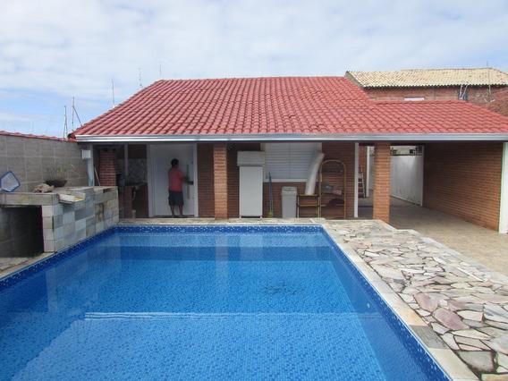 715-linda Casa No Cibratel 2 Com 2 Dormitórios E 1 Suite!