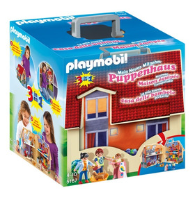 Playmobil - Playset - Casa De Bonecas - 1766 - Sunny