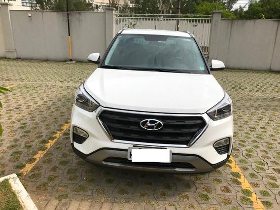 Hyundai Creta Pulse 2.0 Flex Automático 2017 - Único Dono