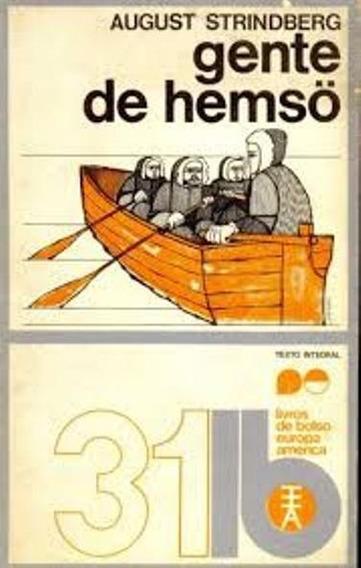 Livro - Literatura Estrangeira - Gente De Hemso