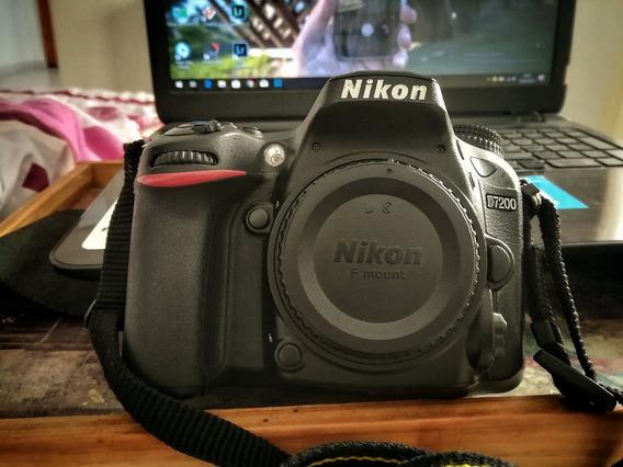 Nikon D7200 (body Usada)