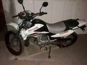 Honda Bros Ns 125