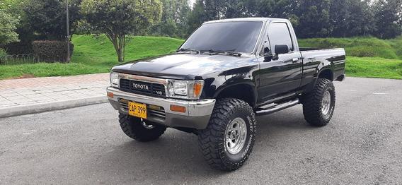 Toyota Hilux Sr5 V6 3000c.c. 4x4 1991