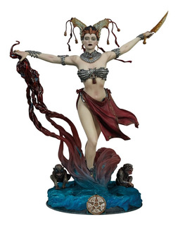 Sideshow Gethsemoni Court Of The Dead Pvc Statue Cotd