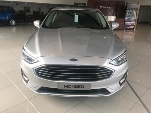 Ford Mondeo Sel 2.0 At 240cv 0km 2021 Stock Físico *