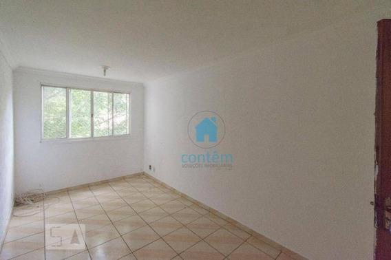 Apartamento Com 2 Dormitórios Para Alugar, 47 M² Por R$ 750,00/mês - Vila Quitaúna - Osasco/sp - Ap0856