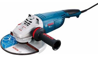 Amoladora Angular Bosch 180 Mm 7 Pulgadas Gws 22-180 2200w