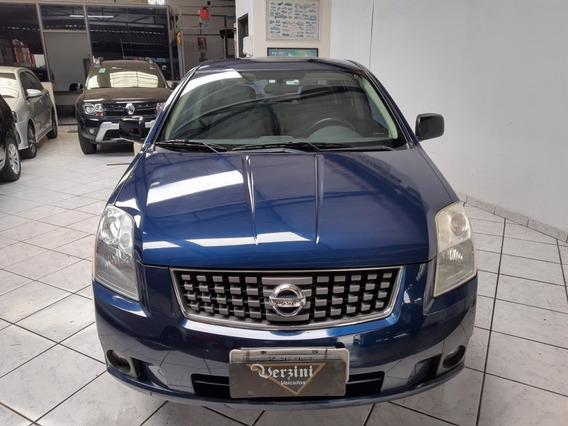 Nissan Sentra 2.0 S 4p 2008