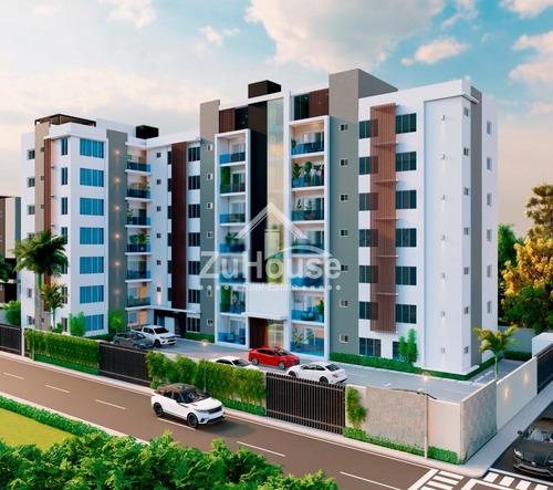 Imagen 1 de 10 de Apartamento En Venta En Planos En Torre Cerca Del Homs Wpa05