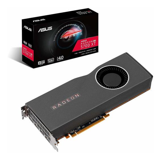 Placa de video AMD Asus Radeon RX 5700 Series RX 5700 XT RX5700XT-8G 8GB