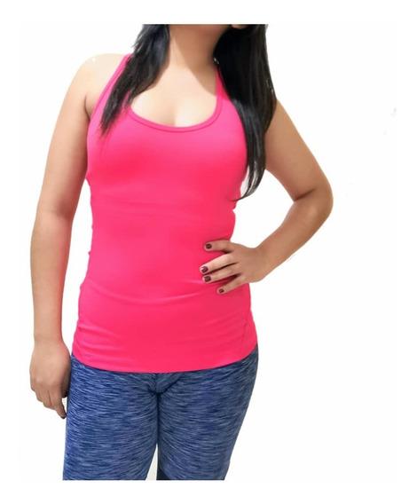 Top Deportivo Fila Nuevo Mujer Ejercicio Gimnasio Yoga