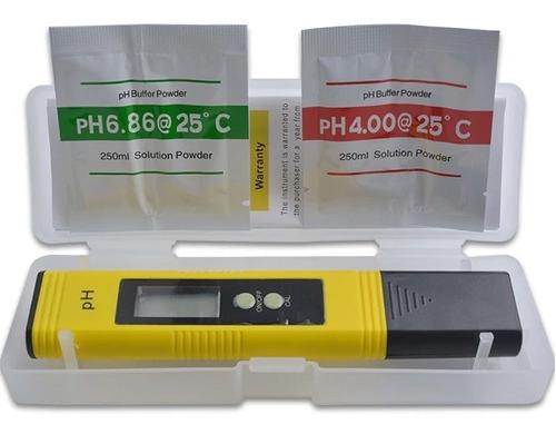 Ph Medidor Digital Phmetro Agua Acuario Piscina Vino Tester