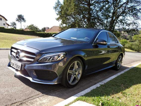Mercedes Benz C250 Sport 2015/2015 41.000 Km Blindada