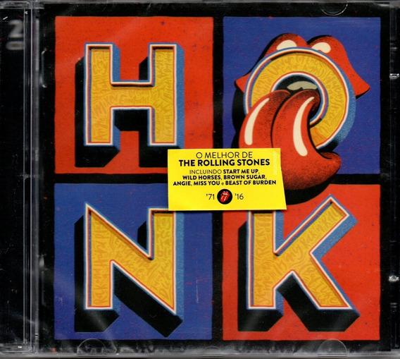 Cd Duplo Rolling Stones - Honk - O Melhor De 71 - 16