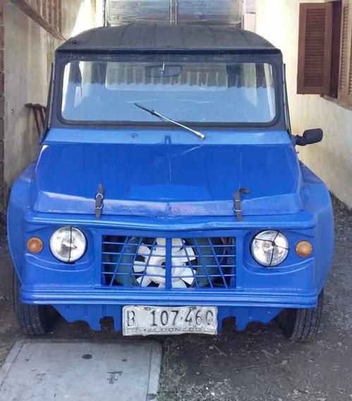 Citroën Mehari 2cv