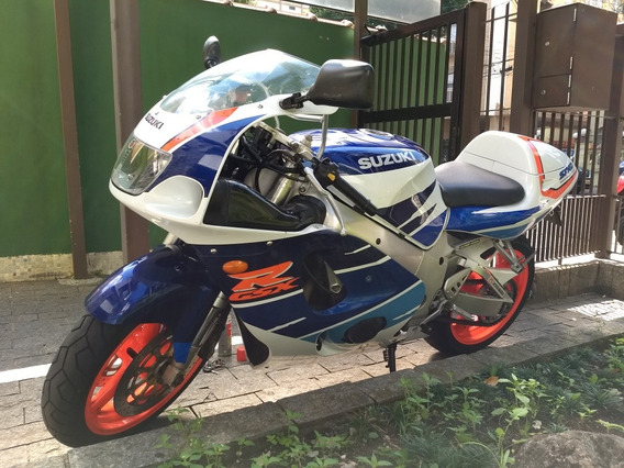 Suzuki Gsx-r750 Gsx-r750
