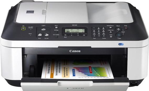 Impressora Multifuncional Canon Pixma Mx340
