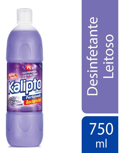 Imagem 1 de 1 de Desinfetante Kalipto Lavanda 750ml