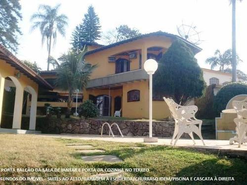 Casa Para Venda Em São Paulo, Tremembé, 4 Dormitórios, 2 Suítes, 5 Banheiros, 8 Vagas - V73_2-1101495