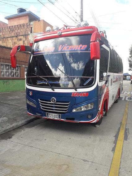 Buseta Hino Fc 2014