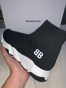 Sneakers Balenciaga Speed Trainer,envío Gratis A Todo México