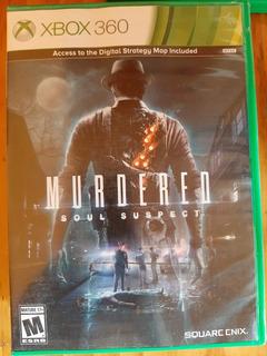 Murdered Soul Suspect Xbox 360 Físico Original