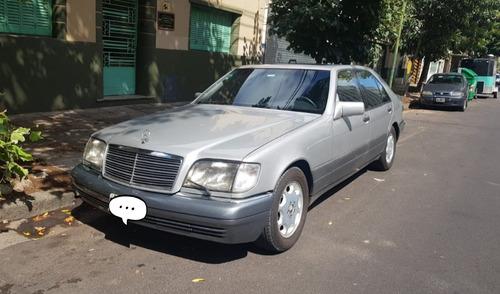 Mercedes-benz Clase S 3.2 S320 1994