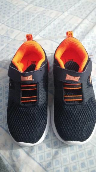 Zapatos Deportivos Everlast De Niño